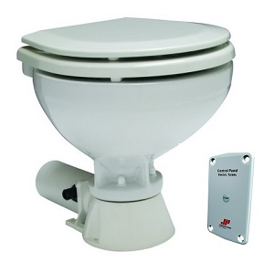 JOHNSON PUMP Wc toilette JOHNSON AQUAT con maceratore 24V