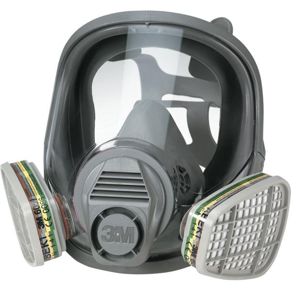 maschera 3m 3000