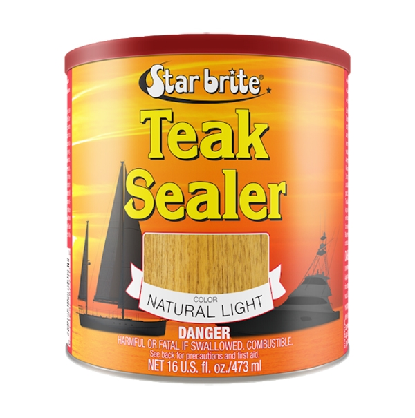 NAUTICA ILLIANO Star Brite teak sealer natural light ml.946