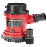 JOHNSON PUMP Pompa di sentina sommersa johnson 1600GPH 12v