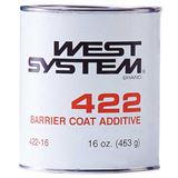 422 Barrier coat additive west system kg.0,5