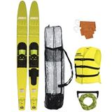 JOBE SET SCI ALLEGRE 67 COMBO SKIS GIALLO PACKAGE