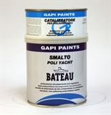 GAPI PAINTS Smalto POLI YACHT bicomponente lucido