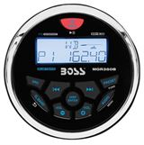 BOSS MARINE Stereo MGR350B da cruscotto con bluetooth