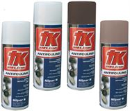 SILPAR TK LINE ANTIFOULING spray nero ml.400