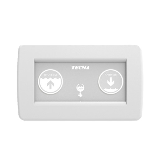 TECMA TECMA Centralina 2 pulsanti all-in-one T-PF.P11